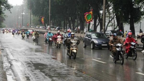 Ngày mai, Phú Thọ chấm dứt nắng nóng, sẽ có mưa rất to