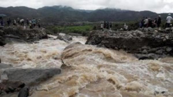 CẢNH BÁO: Miền Bắc mưa lớn trên diện rộng, Lai Châu đề phòng lũ quét và sạt lở đất
