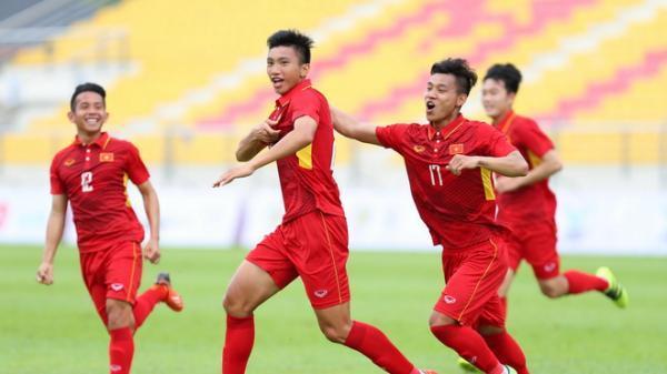 Trụ cột của Olympic Việt Nam sẽ vắng mặt ở trận bán kết ASIAD?
