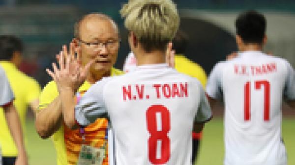 Park Hang-seo: 'Yêu Hàn Quốc, nhưng sẽ làm tất cả để đưa Việt Nam vào chung kết'