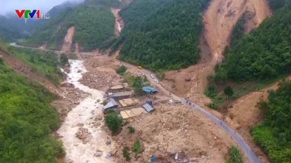 KHẨN: Cảnh báo mưa lớn, lũ quét tại Yên Bái và các tỉnh vùng núi phía bắc từ hôm nay