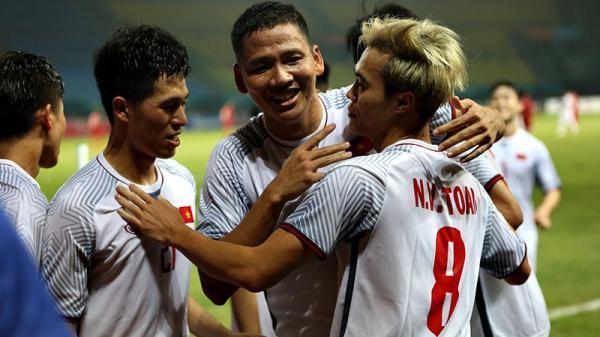 """Số tiền cực """"khủng"""" mà Olympic Việt Nam nhận được sau khi lập kỳ tích lọt vào bán kết ở Asiad"""