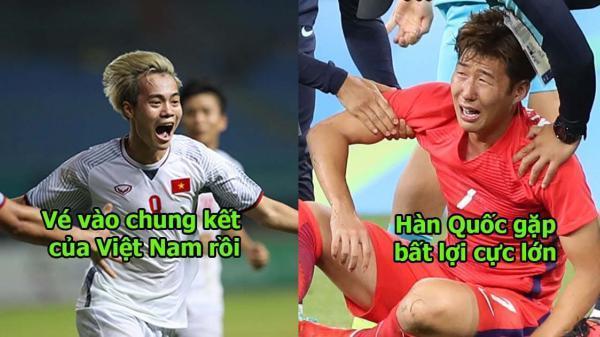 TIN VUI: Việt Nam có lợi thế cực lớn trước trận bán kết gặp Hàn Quốc