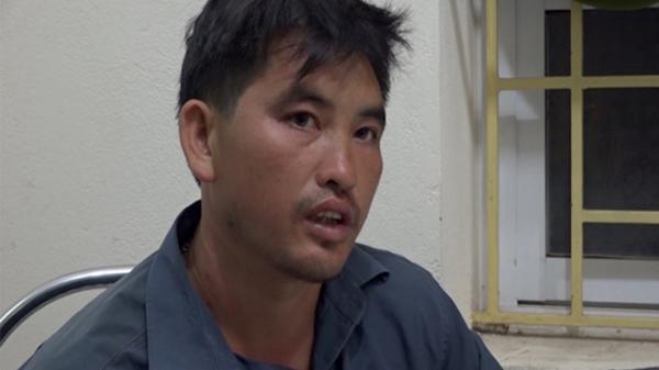 Người đàn ông dân tộc liều lĩnh giấu 2 bánh heroin trong cạp quần
