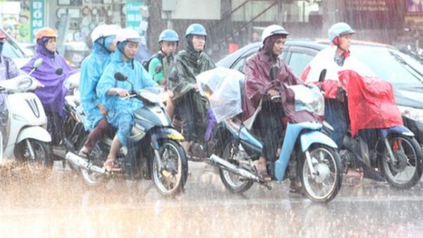 Thời tiết ngày 30/8: Miền Bắc hứng trọn cao điểm đợt mưa lớn