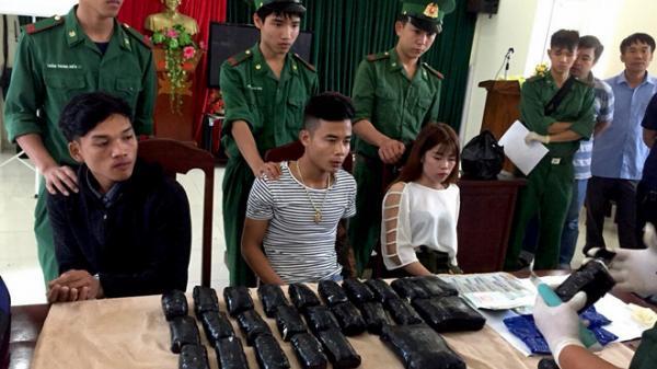 Đối tượng Bắc Giang mang tiền tỷ qua biên giới mua ma túy