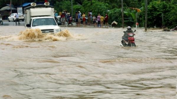 Mưa lũ gây thiệt hại nặng tại Sơn La và Yên Bái