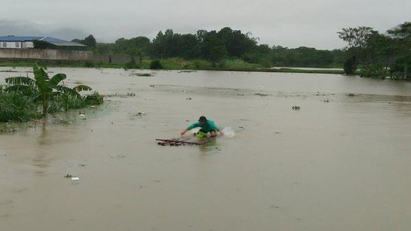 Dự báo thời tiết 31/8: Lào Cai và các tỉnh Tây Bắc mưa lớn, cảnh báo lũ quét