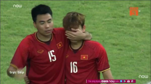 Khoảnh khắc sau trận U23 Việt Nam - U23 UAE được dân mạng chia sẻ nhiều nhất