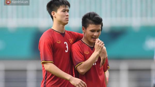Fan quá khích vào facebook Quang Hải chửi bới sau thất bại của Olympic Việt Nam