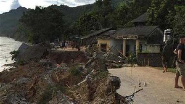 KINH HOÀNG: 2 người chết và mất tích, nhiều tuyến đường bị chia cắt ở Lai Châu