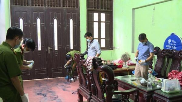 NÓNG: Đã bắt được nghi phạm sát hại 2 vợ chồng ở Hưng Yên