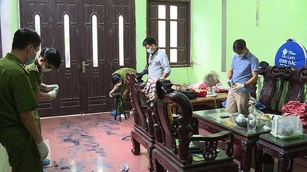BẤT NGỜ nhân thân hung thủ sát hại 2 vợ chồng ở Hưng Yên