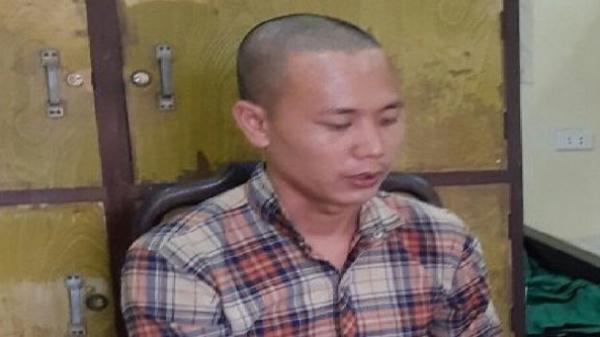 Gã nghiện Bắc Giang dìm chết ông già đi câu định trốn sang Trung Quốc