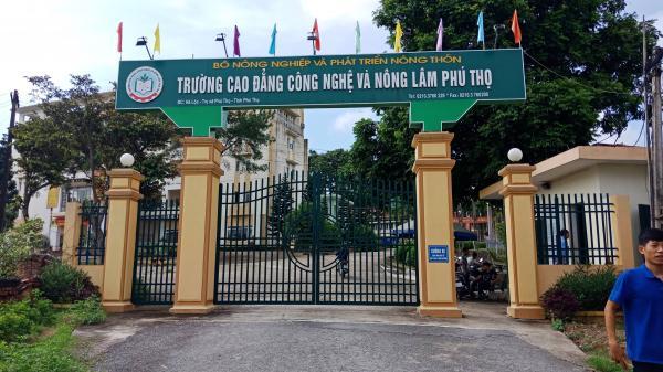 Một trường cao đẳng ở Phú Thọ nghiệm thu sai hàng trăm triệu đồng gây bất bình