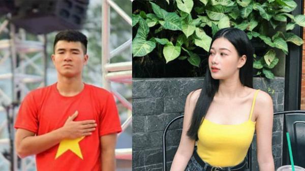 Không chịu thua kém Bùi Tiến Dũng, Hà Đức Chinh cũng đã có bạn gái xinh đẹp và nóng bỏng?