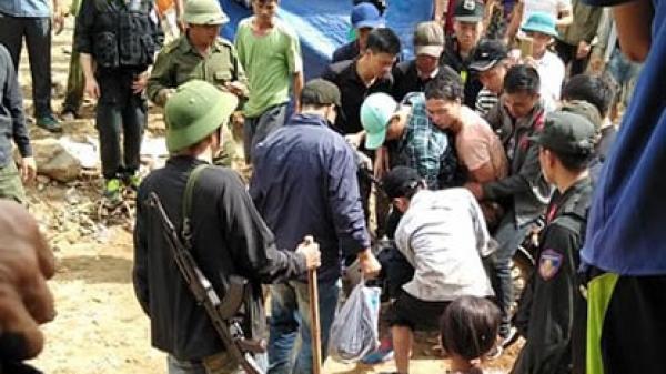 Hơn 100 chiến sỹ Công an vượt đường rừng gần 20km vây bắt kẻ s.át hại tài xế xe ôm