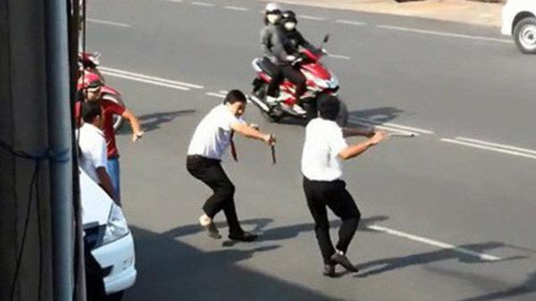 Hải Dương: Hỗn chiến vì chỗ đỗ xe ô tô, cả hai tài xế cùng vào tù
