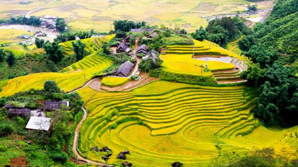 Vùng cao Lào Cai khởi đầu mùa du lịch đẹp nhất trong năm
