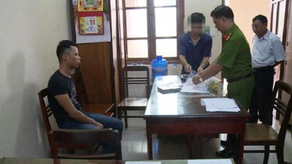Bắt quả tang 9X vừa ra tù vận chuyển 3 bánh heroin từ Điện Biên về Thái Nguyên