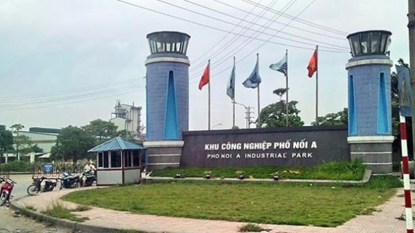 Hưng Yên: Mở rộng KCN Phố Nối A thêm hơn 92 ha