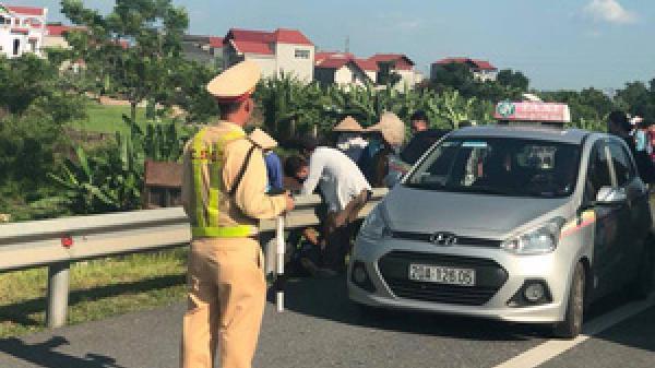 Tiết lộ bất ngờ về chủ xe Lexus biển tứ quý 8 bị đâm bẹp dẫn tới tử vong trên cao tốc