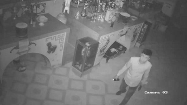 Hưng Yên: Khẩn trương truy tìm đối tượng trộm cắp tài sản có giá trị ở chùa