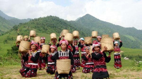 Độc đáo Tết cơm mới của đồng bào dân tộc vùng cao ở Lào Cai