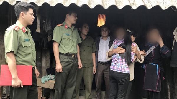 Giải cứu thành công cô gái bị bán sang Trung Quốc