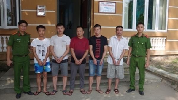 """Triệt phá băng nhóm """"siêu trộm"""" Trung Quốc chuyên phá két trộm tiền tỷ ở Hải Dương và nhiều tỉnh thành"""