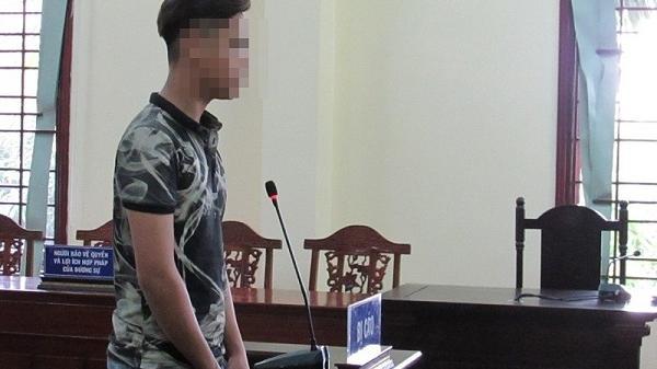 Đang ngồi uống nước với bạn, thanh niên Hải Dương bị bắt giữ cùng 6 gói m.a t.úy đá