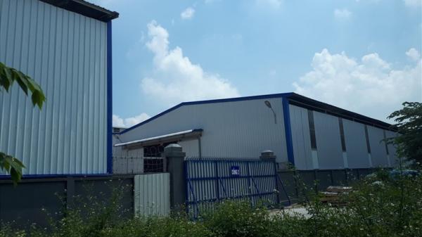 Dân tố nhà máy sản xuất nhựa gây ô nhiễm, Sở Tài nguyên Môi trường Hưng Yên vào cuộc