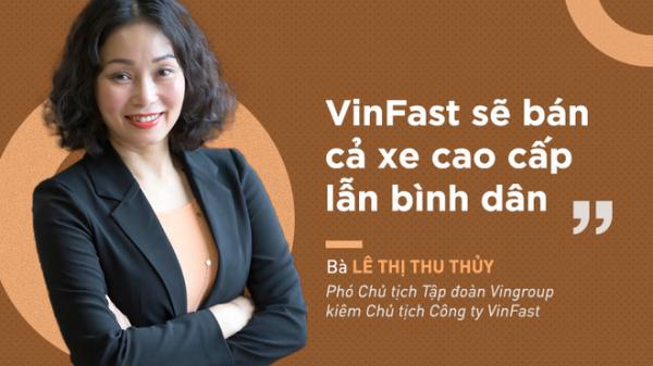 Chân dung nữ chủ tịch VinFast – người phụ nữ quyền lực nhất ngành ô tô thế giới