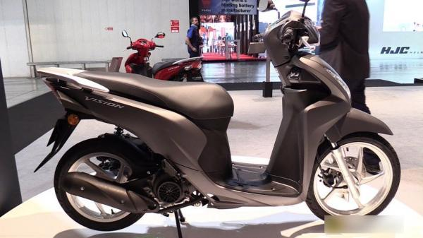 Honda ra mắt xe Vision phiên bản mới có giá từ 29,99 triệu đồng