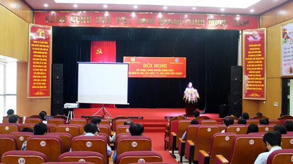 Lào Cai: 120 đại biểu tham gia đối thoại chính sách bảo hiểm xã hội