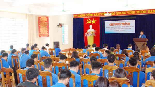"""Thành phố Lào Cai: Hội LHTN tổ chức diễn đàn """"Thanh niên khởi nghiệp"""""""