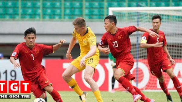 U19 Việt Nam 'thảm bại' trước Australia - Giấc mơ World Cup của người Việt đã khép lại