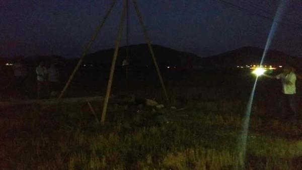 THƯƠNG TÂM: 4 người bị điện giật t.ử v.ong trên cánh đồng