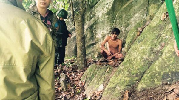 Lào Cai: Trắng đêm t.ruy b.ắt đối tượng cầm d.ao cố thủ trong hang sâu