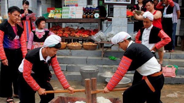 Độc đáo chợ phiên vùng cao chào đón năm mới 2019