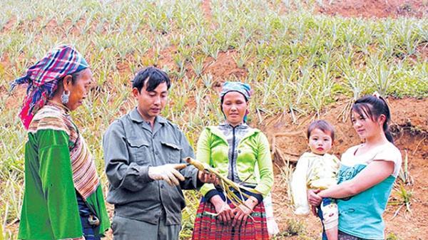 Lào Cai tăng cường công tác dân vận vùng đồng bào dân tộc thiểu số