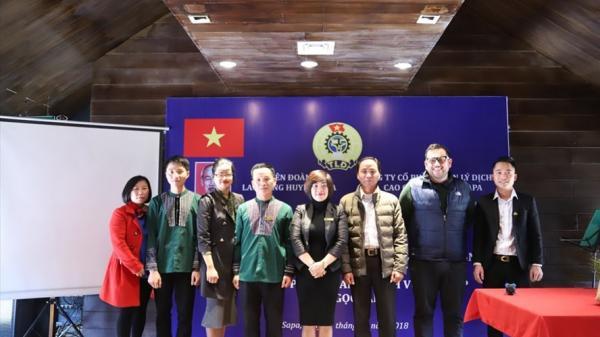 Lào Cai: LĐLĐ huyện Sa Pa thành lập thêm công đoàn cơ sở