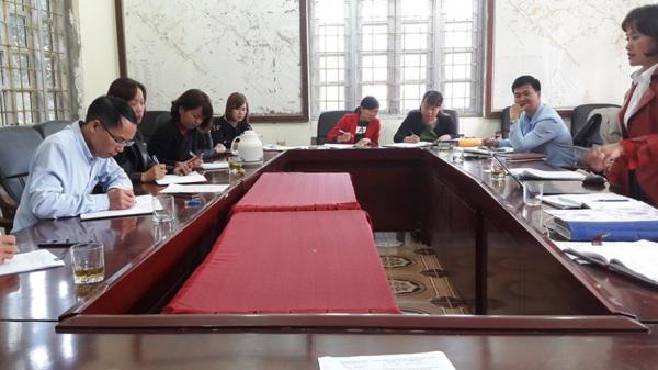 Lào Cai: LĐLĐ huyện Bảo Yên kiểm tra chấp hành Điều lệ CĐVN ở 2 CĐCS