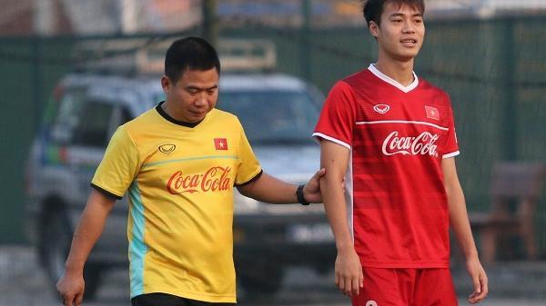 Tuyển Việt Nam nhận tin không vui từ Văn Toàn