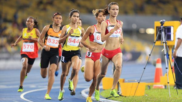 Vũ Thị Ly - cô gái Lào Cai xuất sắc giành huy chương vàng cho điền kinh Việt Nam tại SEA Games 29