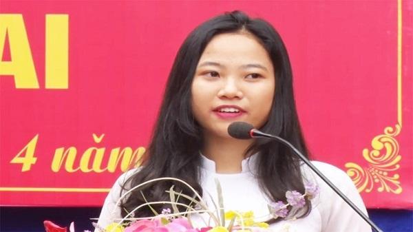 Nữ sinh Lào Cai giành học bổng 6,5 tỷ đồng từ trường hàng đầu thế giới