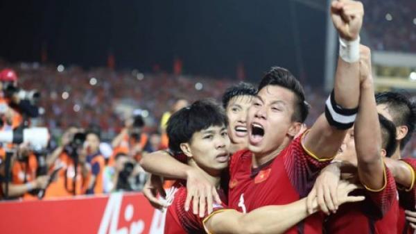 """Tiết lộ số tiền """"siêu khủng"""" nếu tuyển Việt Nam ghi bàn vào lưới Malaysia"""