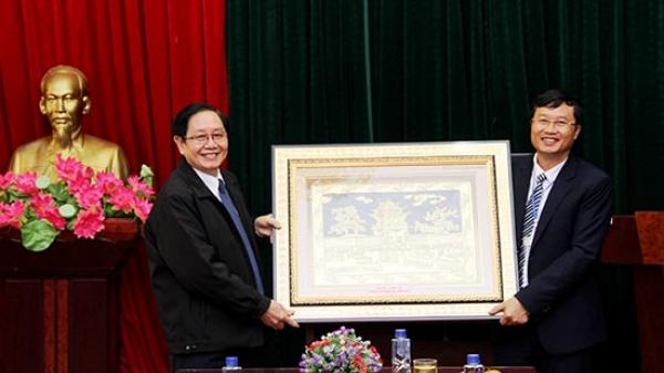 Tổ công tác của Thủ tướng Chính phủ làm việc tại tỉnh Sơn La