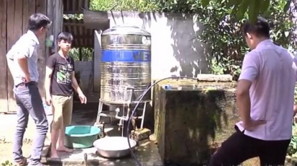 """Lào Cai: 23 công trình được đầu tư bằng nguồn vốn chương trình """"Mở rộng quy mô vệ sinh và nước sạch nông thôn dựa vào kết quả"""""""