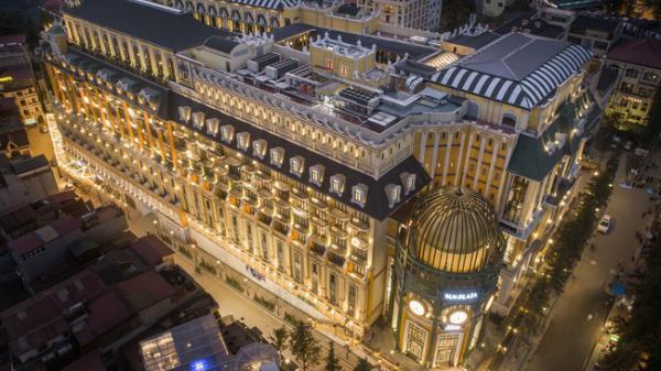 Ngắm khách sạn đẹp huyền ảo của kiến trúc sư dị biệt nổi tiếng thế giới Bill Bensley tại Sapa